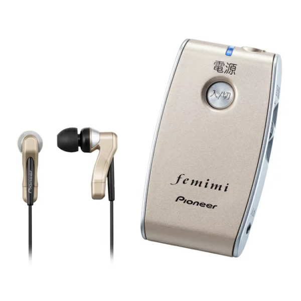 《200円クーポン配布》 Pioneer パイオニア フェミミ VMR-M700 集音機 3特典【送料無料+お米+保証】 femimi 集音器 自然な音で音を大きく VMRM700 Pioneer 補聴機まで必要ない方へ VMR-M78 VMR-M800の姉妹品です あ