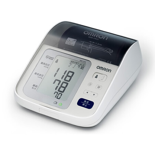 《500円クーポン配布》 オムロン 上腕式血圧計 HEM-7310 omron デジタル血圧計 HEM7310 上腕血圧計 自動血圧計 電子血圧計 め