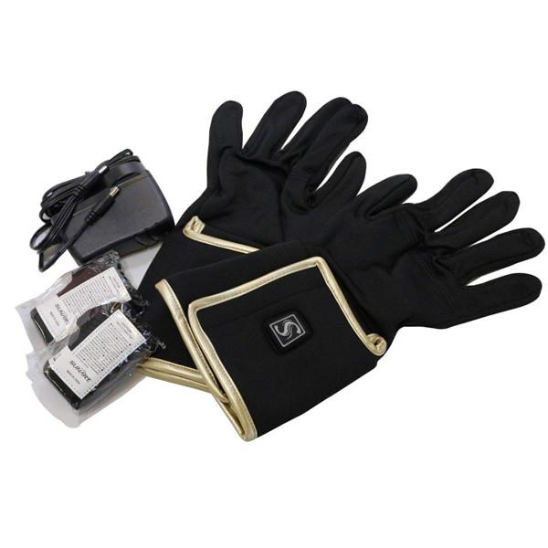 充電式 おててのこたつ SHG-04 電気手袋 3特典【送料無料+お米+正規保障】 充電式手袋 ヒーター付き手袋 おててのコタツ