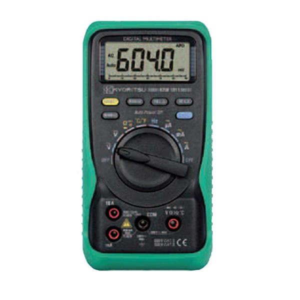 《200円クーポン配布》 KEW1011 デジタルマルチメータ KYORITSU 共立電気計器 キューマルチメータ デジタルマルチメーター 電気計器 業務用 マルチメータ 通販 を