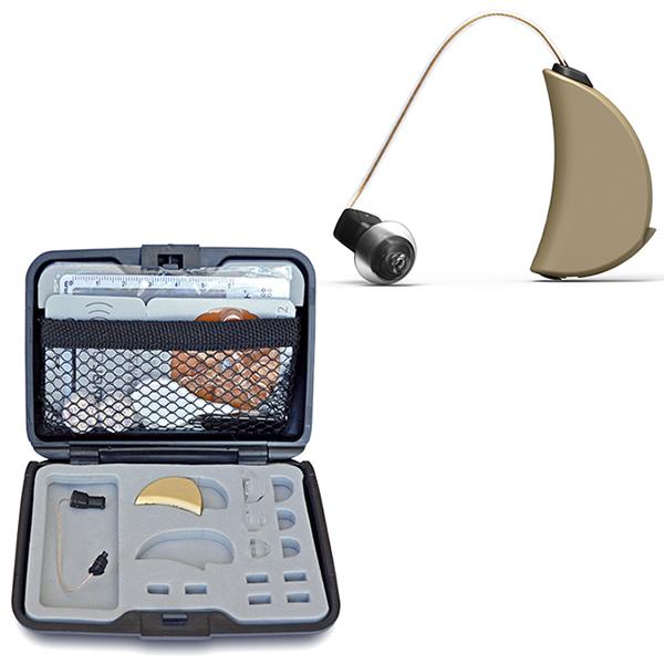 ★最大43倍+クーポン★ エクサイレント 超小型デジタル 耳掛け式集音器 YタンゴGo聴音補助器 エクサイレント Y タンゴ ゴー デジタル集音器 デジタル集音機
