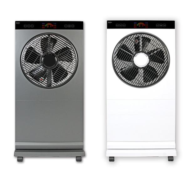 ★最大43倍+クーポン★ ミストファン SKJ-WM40MF(K) SKJ-WM40MF(W) マイナスイオン機能 冷風機 冷風器 涼風器 扇風機 加湿器 SKJ-WM40MF-K SKJ-WM40MF-W ミスト送風機