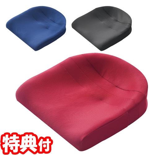スポッとクッション 体圧分散クッション 疲れにくい 姿勢サポートクッション 蒸れにくい スポットクッション 座布団 腰痛対策クッション デスクワーク も