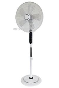 《500円クーポン配布》 テクノス社製 40cm大型フロアー扇風機 フルリモコン 大風量40cm羽根 扇風機 リビングファン 高さ約150センチ 冷風機 冷風扇風機 エアコン 除湿機 の送風機として め
