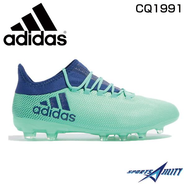 サッカー 【 アディダス / adidas 】 スパイク シューズ エックス 17.2-ジャパン HG 1804 CQ1991 サッカースパイク