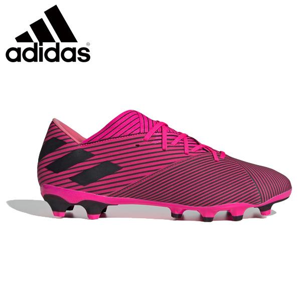 アディダスサッカー スパイク adidas 大人 マイクロファイバー ネメシス 19.2 トップモデル フィット感 EF8862