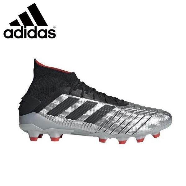 アディダス サッカー スパイク adidas 大人 マイクロファイバー プレデター 19.1 トップモデル コントロール  EF8994