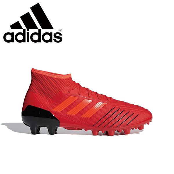 サッカー スパイク 大人 アディダス 特価 adidas コントロール プレデター 19.2 HG/AG F97364 硬い土用 / 人工芝用