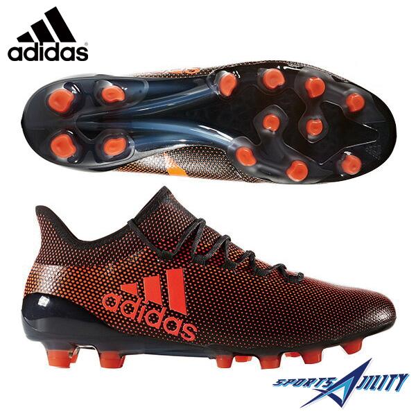 サッカー スパイク【 アディダス adidas 】エックス17.1-ジャパン HG (S82312)