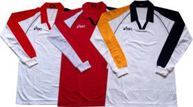 【アシックス/asics】★送料無料!★ バレーボール ゲームシャツ長袖 (ユニセックス) 13枚セット/XW1240
