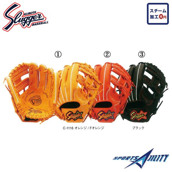 野球 軟式 グラブ グローブ 【久保田スラッガー】 (KSNJ6) 右投げ 左投げ