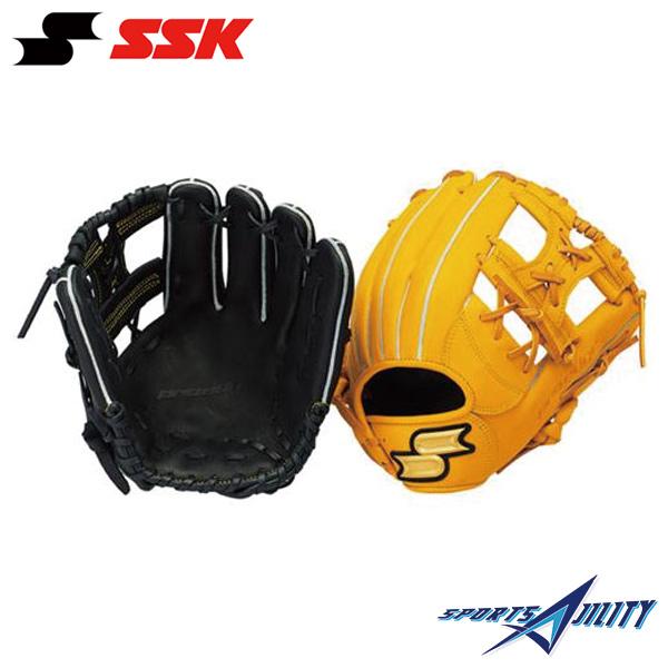 野球 グローブ グラブ【SSK/エスエスケイ】軟式プロエッジFIT内野手用(PEN650FT)