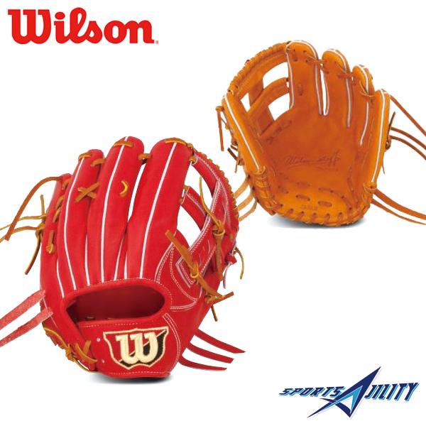 野球 一般用 硬式グラブ 内野手用 ウィルソン WTAHWR5WT Wilson Staff サード ショート グローブ サイズ6 右投げ