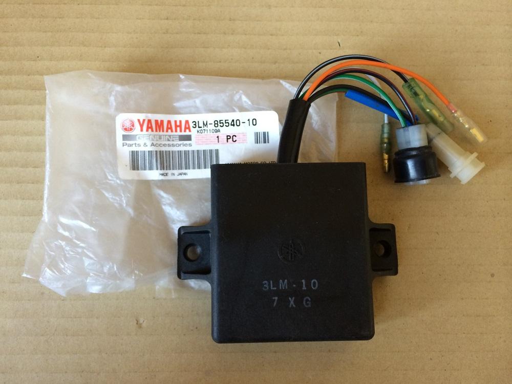 YAMAHA DT50 CDIユニット (Y40)