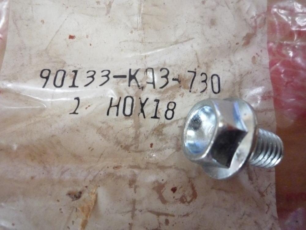 HONDA 市場 ホンダ CR125R h250 フランジボルト セール商品