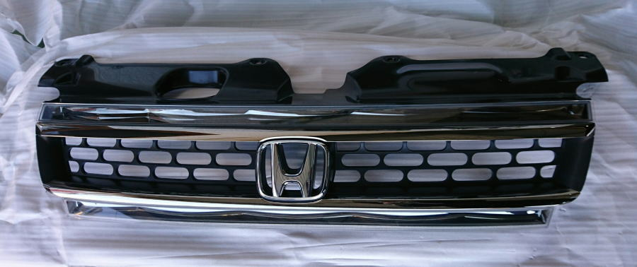 HONDA ステップワゴン 純正 フロントグリル (h9)