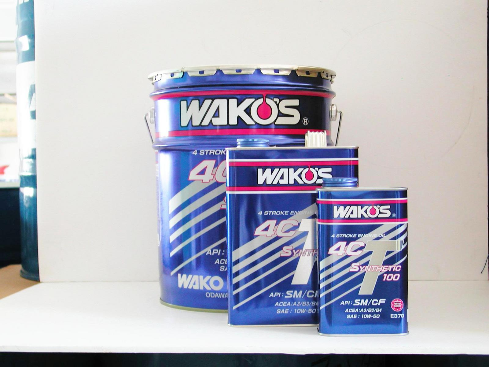 WAKO'S(ワコーズ) 4CT-S 1L缶 フォーシーティーエス