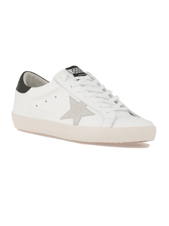 ゴールデングース スニーカー シューズ 靴 メンズ Golden Goose Superstar Sneaker WHITE BLACK GOLDIy6Yv7bfg