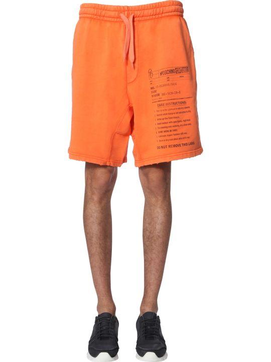 【テレビで話題】 モスキーノ ズボン パンツ ボトムス Label メンズ ズボン【Moschino Army Army Label Bermuda】ARANCIONE:Everyone's店, 印鑑とハンコケースの花紋印章:25b9cc6d --- nagari.or.id