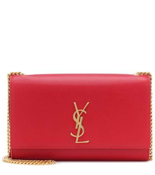 イヴ・サンローラン ボディバッグ ウエストポーチ レディース【Saint Laurent Medium Kate leather