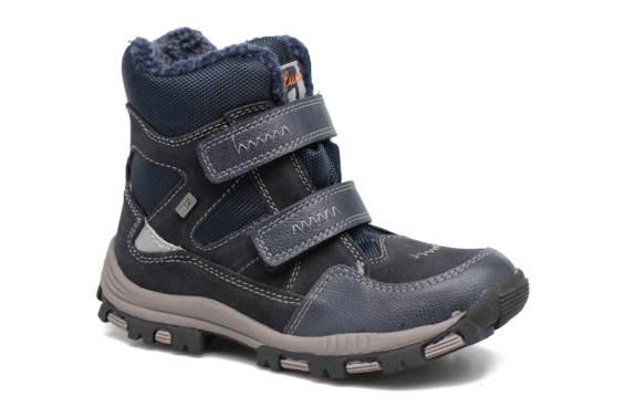 ウェリントンブーツ カウボーイ ベビー【Lurchi by Salamander Sport shoes Timo-Tex Blue】Navy