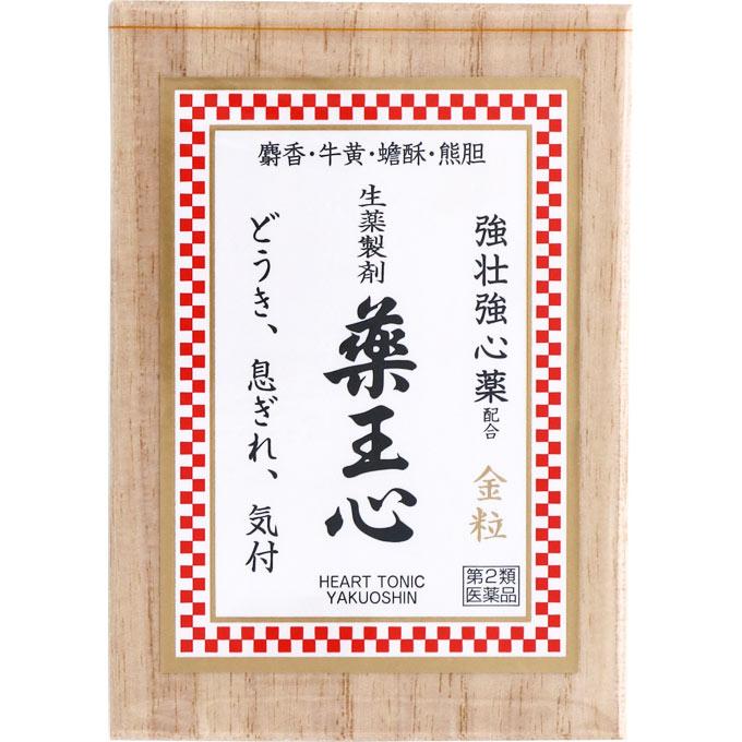 【第2類医薬品】薬王製薬 生薬製剤薬王心 300粒