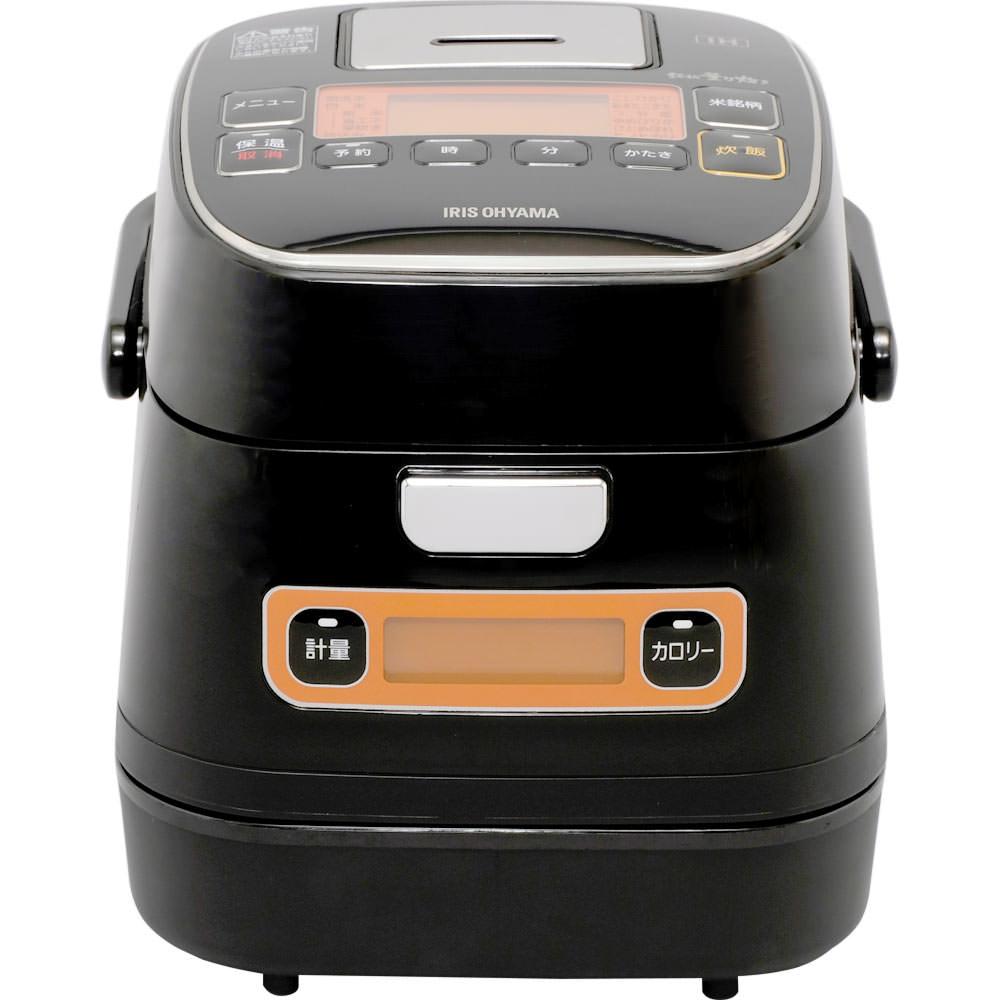 アイリスオーヤマ 米屋の旨み 銘柄量り炊きIHジャー炊飯器 3合 RCIA31B