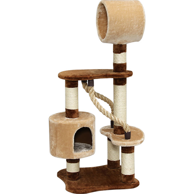アイリスオーヤマ キャットランド キャットタワー 猫タワー 置き型 CLF-6