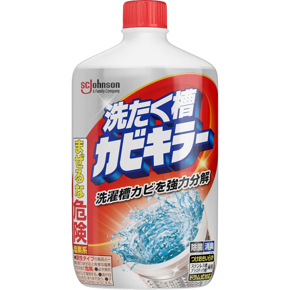税込3 980円のお買い上げで送料無料 ドラッグストアマツモトキヨシ 5%OFF 市場店 注文後の変更キャンセル返品 ジョンソン 洗たく槽カビキラー 550g