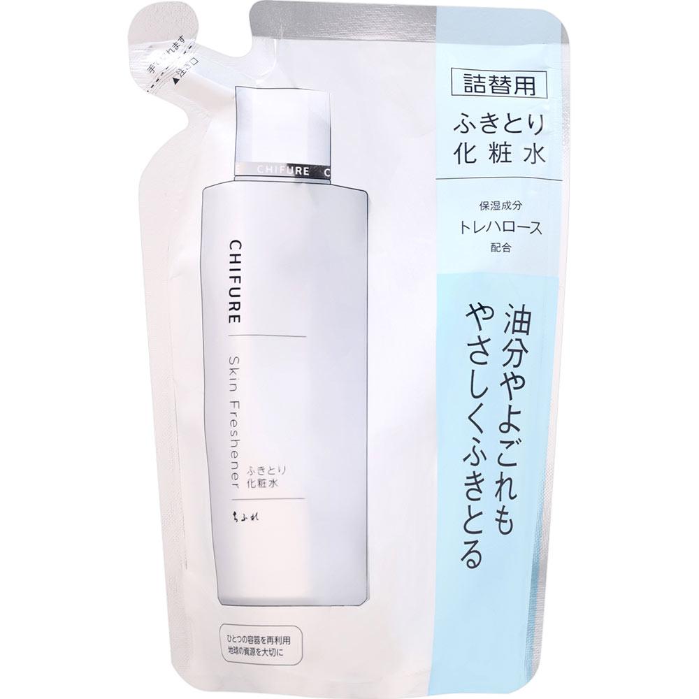 ちふれ化粧品 ふきとり化粧水 詰替用 150ML