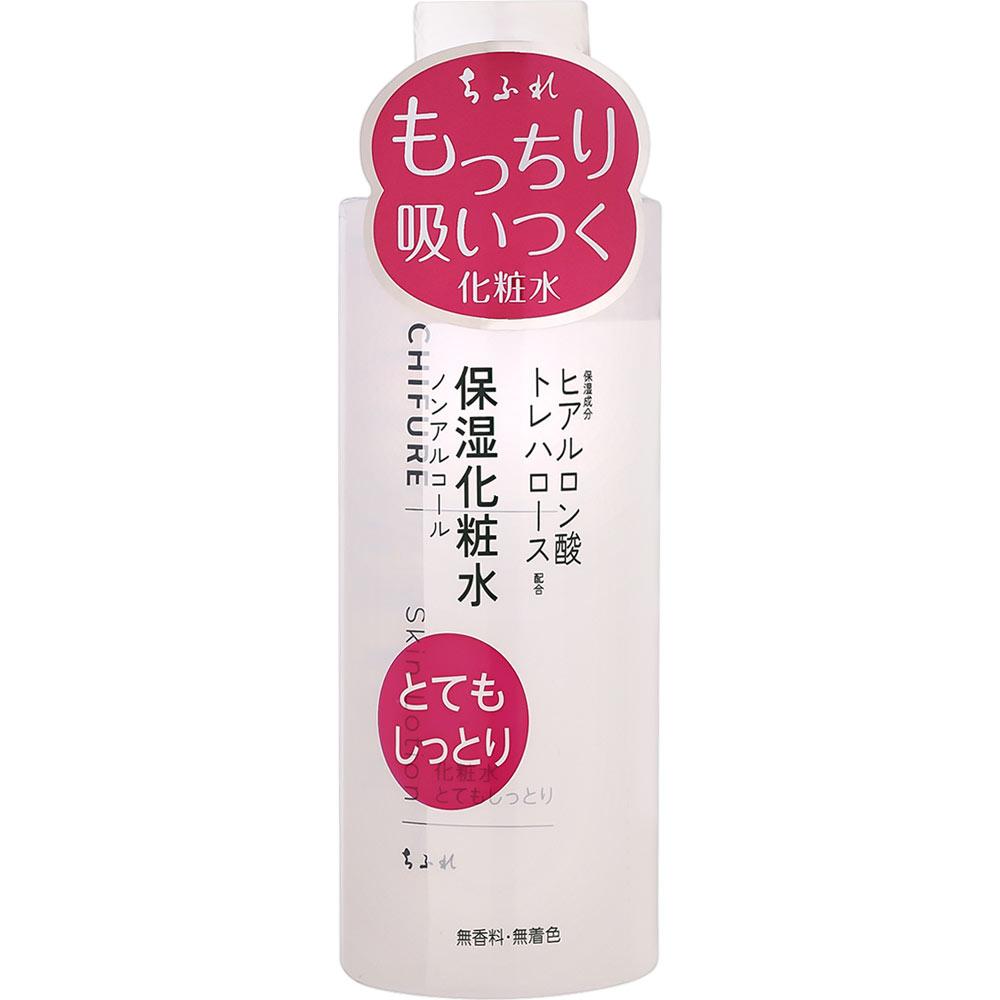 税込3 980円のお買い上げで送料無料 ドラッグストアマツモトキヨシ 市場店 とてもしっとりタイプ お値打ち価格で 化粧水 180ML 保証 ちふれ化粧品