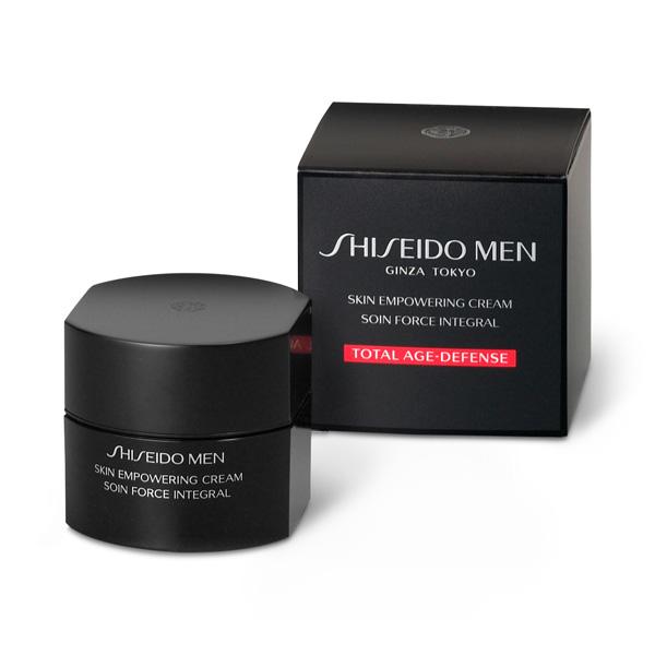 資生堂 メンスキンエンパワリングクリームコンビニ受取対応男性用 男性用化粧品 MEN SHISEIDOエイジング 高級 日本製 国内正規品