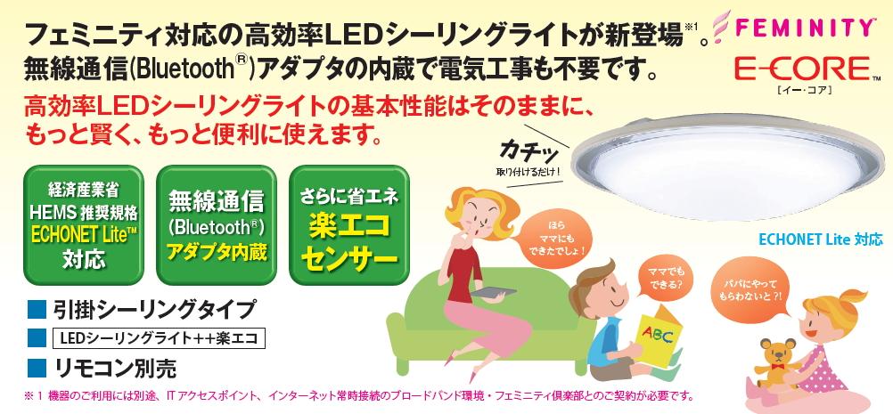 フェミニティ対応 LEDダウンライト◆125mm 高気密SB形◆LEDD85001-LT1