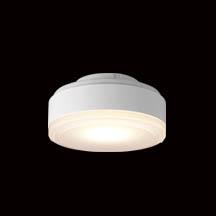 LEDユニットフラット形新400シリーズ 5.4W 広角 昼白色◆LDF5N-GX53/2 10個セット