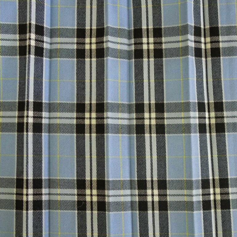 2959de405 ... Skirt 2200 beige skirt blues cart 160 Bullitt check with child pleated  skirt lattice pleated skirt