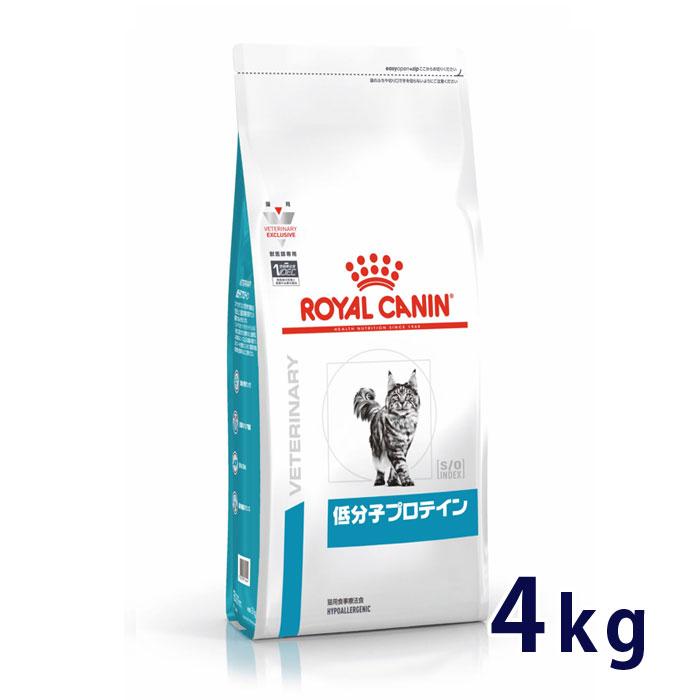 ※賞味期限:2022 新登場 現品 08 26以降 08月現在 C 4kg 低分子プロテイン ロイヤルカナン猫用