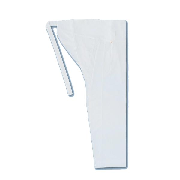 江戸一 大人用ダボ股引 晒 白 数量限定 中 サイズ:小 驚きの価格が実現 大素材:綿100%