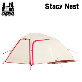 ogawa オガワ テント CAMPAL JAPAN テント 2~3人用 ステイシー ネスト 2617 キャンパル 送料無料