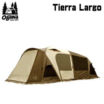 ogawa オガワ テント CAMPAL JAPAN テント 5人用 ティエラ ラルゴ 2760 キャンパル 送料無料