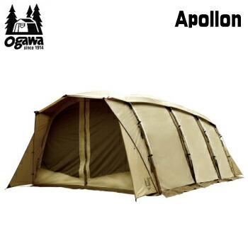 ogawa オガワ テント CAMPAL JAPAN テント 5人用 アポロン 2774 キャンパル 送料無料