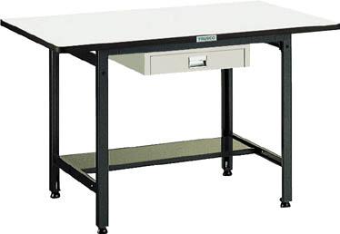 DIY工具用品 作業用品 作業用品その他 EWP型作業台 付与 新作 トラスコ 900X600XH740 薄型1段引出付 EWP-0960UDC1