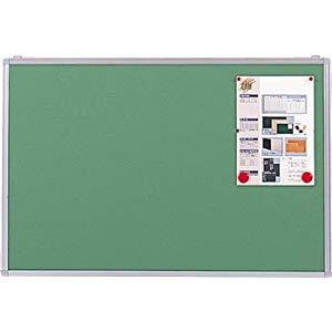 エコロジークロス掲示板 900X1800 グリーン トラスコ KE-36SGM