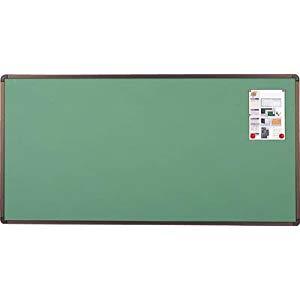 ブロンズ掲示板 900X1800 グリーン トラスコ YBE-36SGM