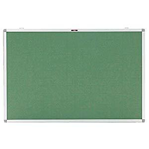 エコロジークロス掲示板 600X900 グリーン 暗線入り トラスコ KE-23SGA
