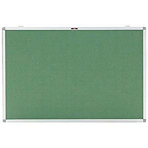エコロジークロス掲示板 900X1200 グリーン 暗線入り トラスコ KE-34SGA