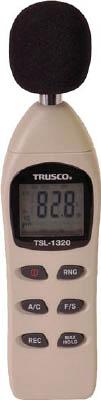 デジタル騒音計 トラスコ TSL-1320