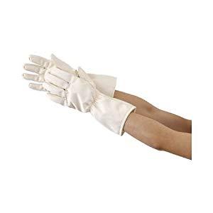 クリーンルーム用耐熱手袋35CM トラスコ TMZ-782F