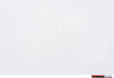 吸着ホワイトボードシート 900×1200×1.0 トラスコ TWKS-90120