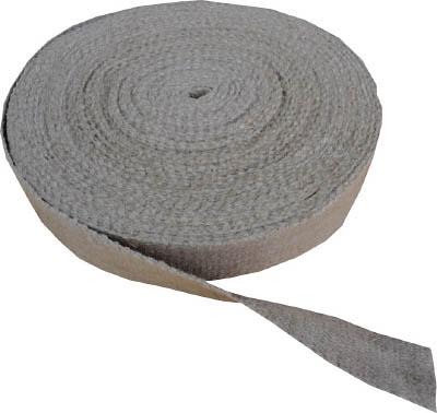 セラミック焼成テープ 厚み2.0X幅50X30m トラスコ TSCBT2-50-30