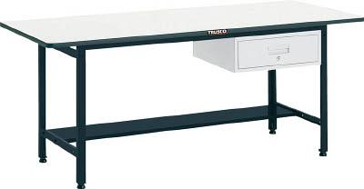 EWP型作業台 1800X900XH740 1段引出付 トラスコ EWP-1890F1